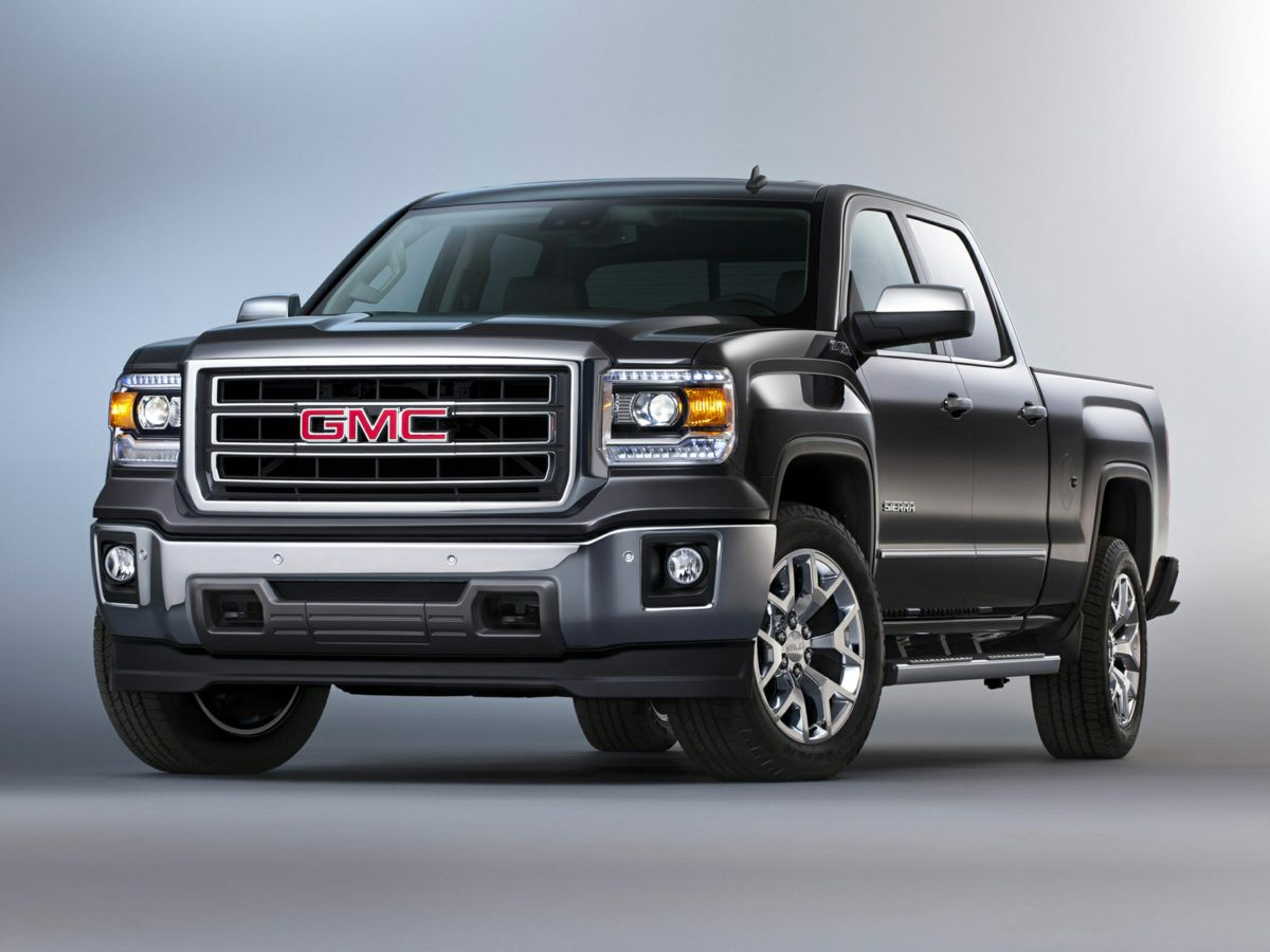 Pre owned 2015 gmc sierra 1500 base